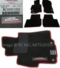 GENUINE MITSUBISHI OEM FACTORY ORIGINAL MZ360512EX FINAL EDITION EVO EVOLUTION X