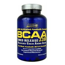 MHP BCAA 3300 Muscle Growth & Recovery 120 Tablets