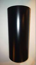 """Matte Black Vinyl 12"""" Roll Sign Decal Sheet Series 5 Matte Finish (window/wall)"""