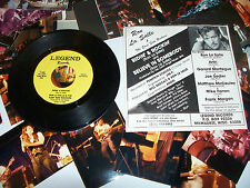 Ron LaSalle & The East Side Rockers Ridin' Rockin' 45 RPM Record Concert Photos