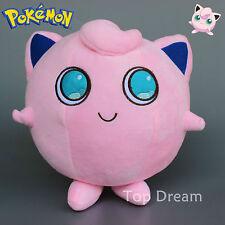 New 10'' Pokemon Jigglypuff Soft Plush Stuffed Doll Toy Kid Birthday Gift Big