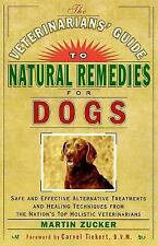 Veterinarians Guide to Natural Remedies for Dogs: Safe and Effective Alternative