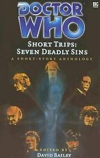 Doctor Who Short Trips #12: Seven Deadly Sins. Edited by David Bailey