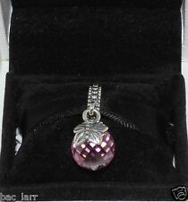 "AUTHENTIC PANDORA CHARM""Morning butterfly, pink & clear cz,791258pcz, #553"