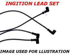 FOR MAZDA RX8 1.3 2.6 WANKEL IGNITION HT SPARK PLUG 4 LEADS LEAD SET KIT 02-12