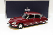 1:18 Norev Citroen DS23 Pallas 1973 Massena red NEW bei PREMIUM-MODELCARS