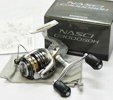 Last One!! 2013 Shimano NASCI C3000SDH Spinning Reel