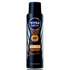 NIVEA STRESS PROTECT  DEODORANT ANTIPERSPIRANT SPRAY man  48 HOURS