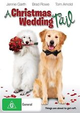 A Christmas Wedding Tail (DVD, 2011)-REGION 4-Brand new-Free postage