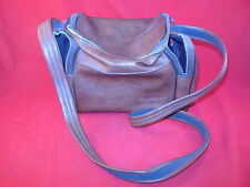 1V Vintage POLAROID Camera Carrying Case With Strap & Side Pockets Zippers Work!