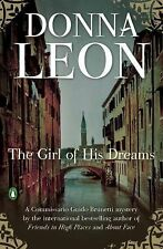 Donna Leon - Girl Of His Dreams (2009) - Used - Trade Paper (Paperback)
