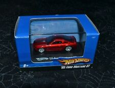 HOT WHEELS '05 FORD MUSTANG GT RED 1:87