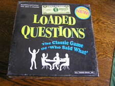 2009 All Things Equal LOADED QUESTIONS Classic Game 4~6 Players Teen~Adult~~NIB!