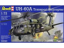 UH-60A TRANSPORT HELICOPTER REVELL  PLASTIC KIT 1/72