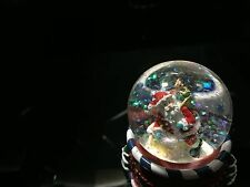 Christmas Snow Globe Santa Claus Water Ball Xmas Ornamental Decoration Best Gift