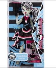 Monster High Doll - Scream Uniform Fear Squad Frankie Stein Cheer Outfit  - New