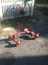 "1900's Irish Mail Cart Pedal Car - ""Rare"""