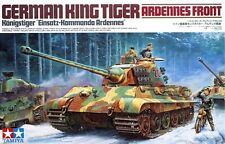 Tamiya 35252 1/35 Model Tank German King Tiger II Königstiger Ardennes Front