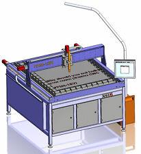 Cnc plano de edificio plasma Schneider plasma Table plan plasma enrutador plasmaschneidanlage