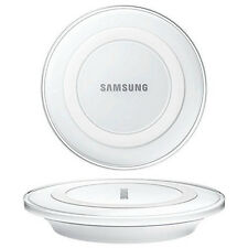 Samsung Wireless Charging Pad for Galaxy S4 S5 Note 3 Edge S6 - EPPG9201W White