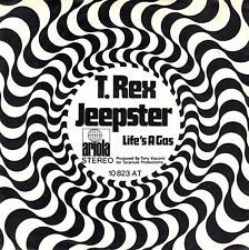 "7"" T. Rex – Jeepster / ° 1st. PRESS ° // Germany 1971"