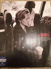UK FT Weekend Magazine August 2016 Hilary Clinton by Robert McNeely Pictures