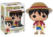 Funko POP! Vinyl figure #98 One Piece - Monkey D. Luffy *UK SELLER*