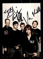 Die Toten Hosen Autogrammkarte Original Signiert ## BC 75561