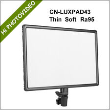 Nanguang LED Video Light Pad LUXPAD43 Ultra Thin Bi-color Ra95 for Photo Video