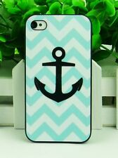 Galaxy Tie Dyed Infinity Anchor Symbol Hard Case Cover for Apple iphone 4 4S 4G