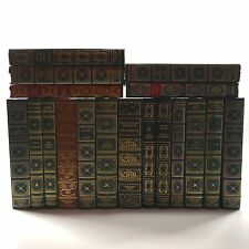 Lot of 18 Vintage books, International Collectors Library, Instant Library Decor