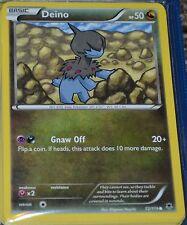 Deino # 72/119 XY Phantom Forces Set Pokemon Trading Cards Dragon Dino MINT