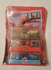 DISNEY/PIXAR The World of CARS Mini Adventures Miniature Cars 3-Pack Value Pack