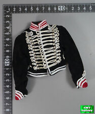 1:6 Scale DID Napoleonic Hussars George D80058 - Jacket w/ Red Collar