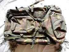 GENUINE ISSUE PLCE DPM BERGEN INFANTRY RUCKSACK PACK sf selection LONG BACK