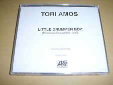 TORI AMOS - Little Drummer Boy US 1994 Atlantic promo only CD