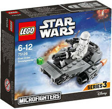 LEGO Star Wars 75126 - First Order Snowspeeder ( MicroFighters Series 3 )