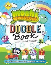 Moshi Monsters Doodle Book by Unknown (2014, Paperback)