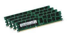 4x 8GB 32GB RAM RDIMM ECC REG DDR3 1333 MHz f Fujitsu Primergy CX270 S2 (D3196)