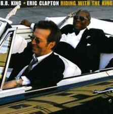 Eric Clapton and B.B. King-Riding With the King  (UK IMPORT)  VINYL NEW