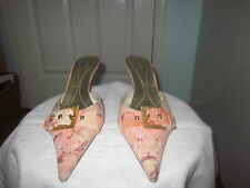Designer Roberta Scarpa Womens Shoes, Made in Italy SZ  38