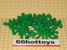 LEGO Accessories Green Plant Tree Leaves 6x5 of 10 New
