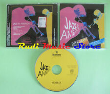 CD JAZZ IN AMERICA Meridiani 1997 HAMILTON no lp mc dvd