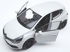 BLITZ VERSAND Renault Clio RS weiss / white 1:34-39 Welly Modell Auto NEU & OVP