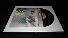 Lionel Richie Signed Framed 1983 Can't Slow Down Record Album Display