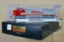 BACHMANN SPECTRUM 86027 DCC FITTED BURLINGTON BNSF GE DASH 8-40CW LOCO 814 MIB n