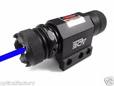 Ade Advanced Optics Strong BLUE/Violet LASER Sight for rifle/shotgun with Mount