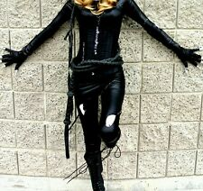 Batman Returns Catwoman Costume Cosplay Body Suit