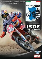FIM International Six Days Enduro - Official Review 2013 (New DVD) isde
