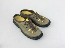 COLE HAAN NIKE AIR SPORT MULES - OLIVE GREEN SIZE 7.5 Slides